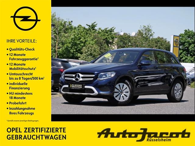 Mercedes-Benz GLC 220 4Matic Navi Sitzhzg Klimaautomatik LM, Jahr 2017, Diesel
