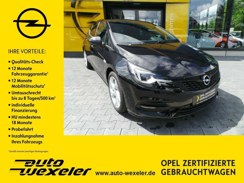 "Opel Astra K GS-Line 1.2 S/S,Sitzheiz.,LED-Matrix,17"", Jahr 2019, petrol"