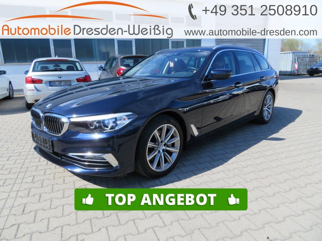 BMW 530 d Touring Luxury Line*Navi*HiFi*Leder*LED*, Jahr 2017, Diesel