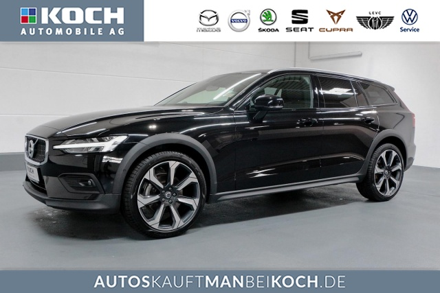 Volvo V60 CC D4 AWD Pro HUD Bowers 360° PANO, Jahr 2020, Diesel