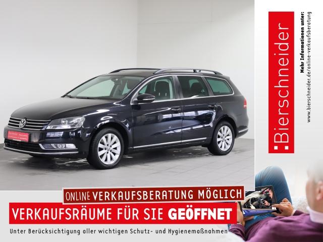 Volkswagen Passat Variant 1.4 TSI Comfortline NAVI PDC GRA SH WP ALU 16, Jahr 2013, Benzin