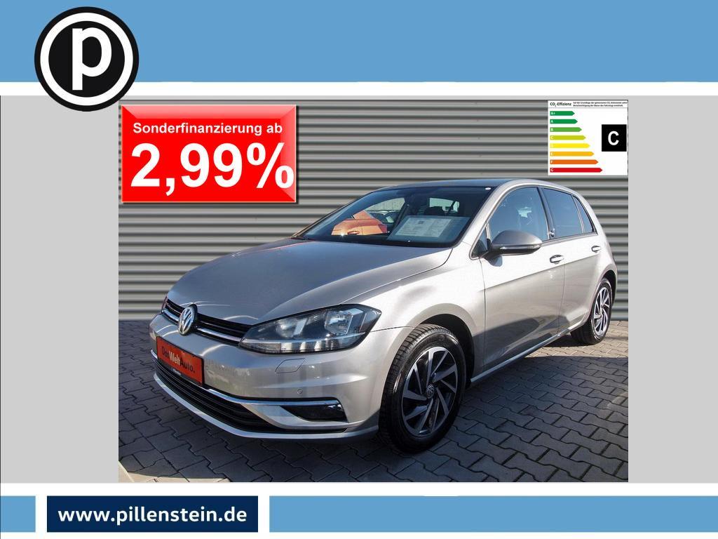 Volkswagen Golf SOUND 1.4 TSI NAVI DAB+ ACC Parkpilot, Jahr 2017, Benzin