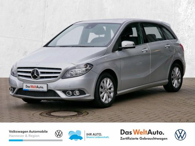 Mercedes-Benz B 180 BlueEfficiency, Jahr 2014, Benzin