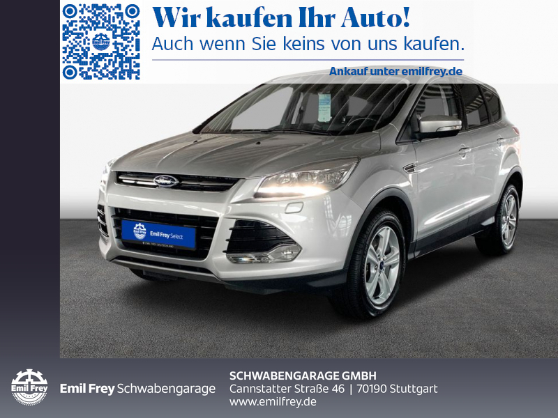 Ford Kuga 2.0 TDCi 2x4 Titanium, Jahr 2016, Diesel