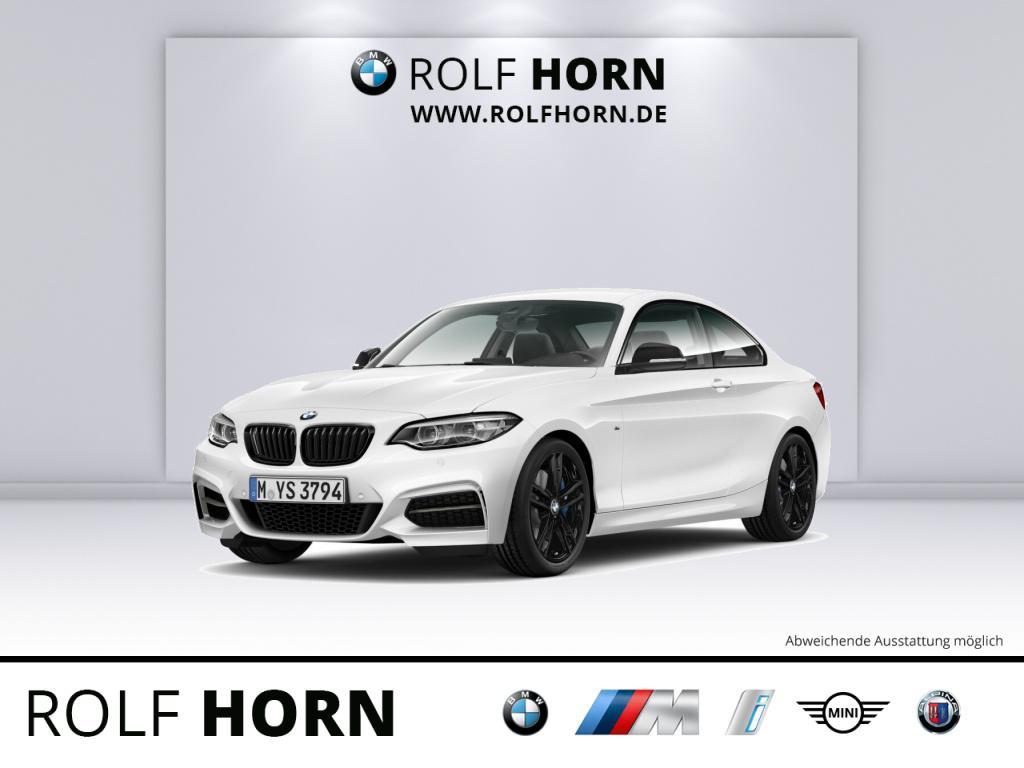 BMW M240iA Coupe Navi PDC DAB Tempomat Sitzheiz. LED, Jahr 2021, Benzin