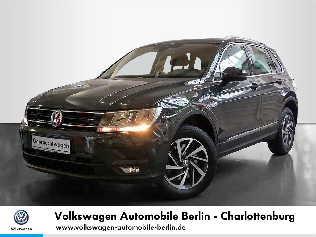 Volkswagen Tiguan 2.0 TDI Sound 4MOTION BMT, Jahr 2017, Diesel