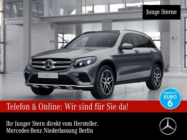 Mercedes-Benz GLC 250 d 4M AMG Fahrass 360° Stdhzg Pano Distr., Jahr 2016, Diesel