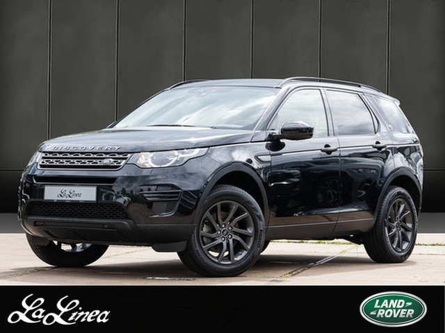 Land Rover Discovery Sport 2.0 TD4 Pure Panoramadach, Jahr 2016, Diesel