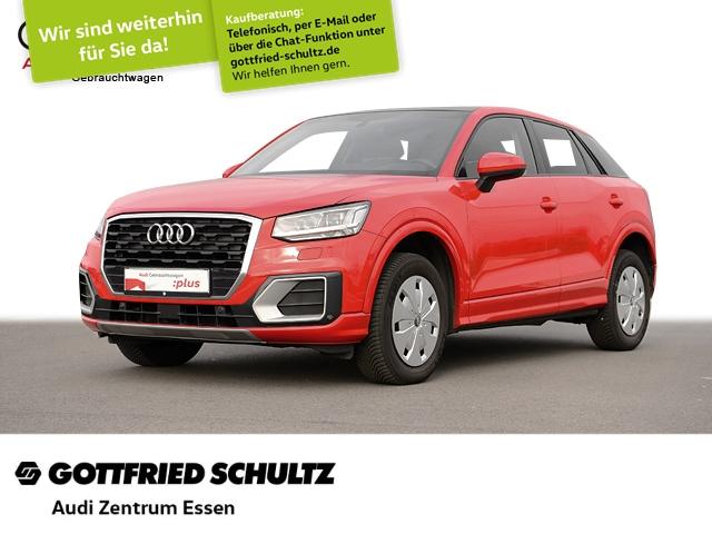 Audi Q2 design LED NAV PLUS PANO RÜFAHR SHZ VO HI FSE MUFU 6-GANG, Jahr 2017, Diesel