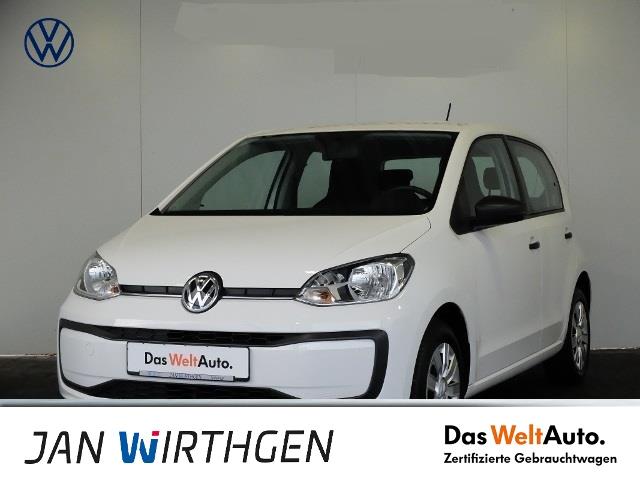 Volkswagen up! 1.0 take, Jahr 2017, Benzin