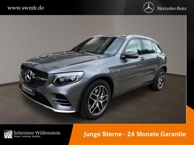 Mercedes-Benz GLC 43 AMG 4M Multibeam*COMAND*HUD*AHK*Kamera*, Jahr 2018, Benzin
