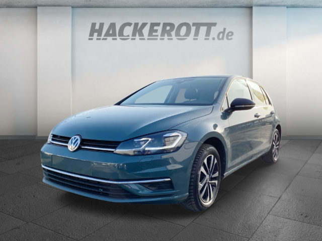 Volkswagen Golf VII IQ.DRIVE Start-Stopp 1.0 TSI BMT LED ACC Parklenkass. Rückfahrkam. Fernlichtass., Jahr 2019, Benzin