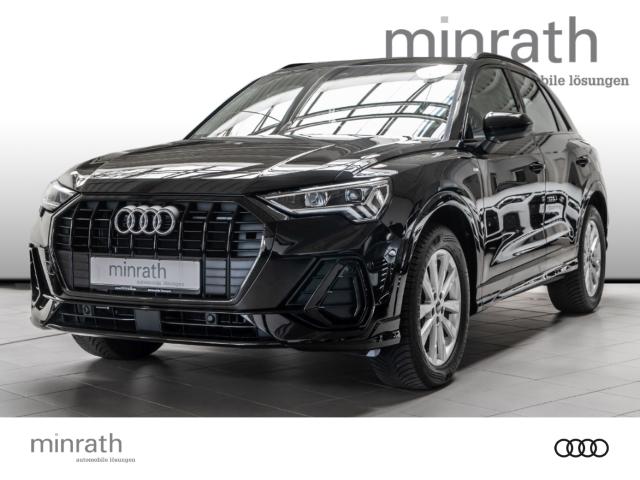 Audi Q3 35 TFSI S line 1.5 EU6d-T Leder LED Navi ACC PDC, Jahr 2020, Benzin