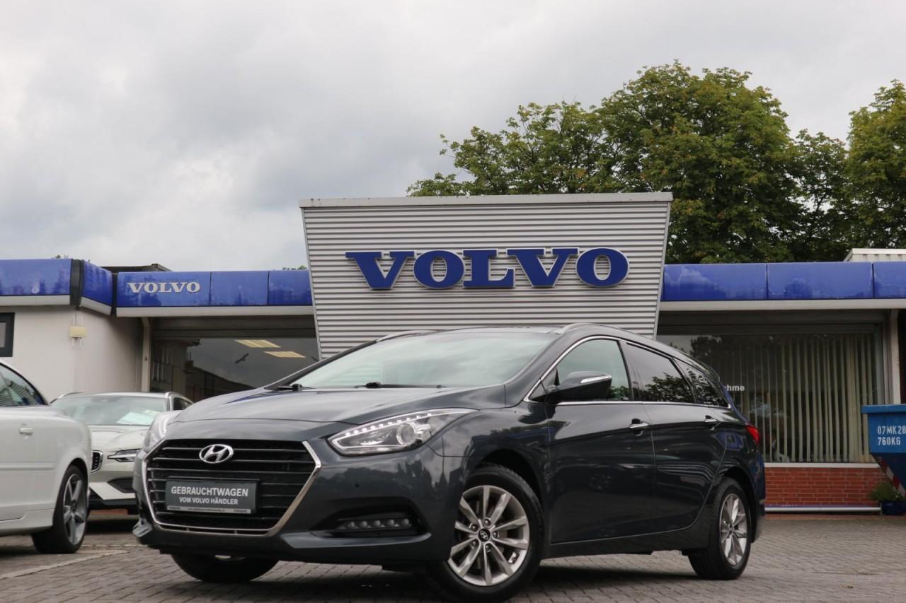 Hyundai i40 cw Trend CRDI/a.Klima/Navi/Pano/hzb.Lenkrad, Jahr 2017, Diesel