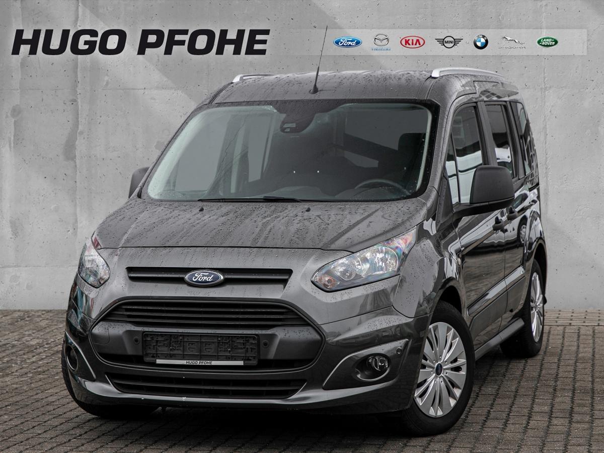 Ford Tourneo Connect /Navi/Klima/AHK/Scheckheft, Jahr 2017, Benzin