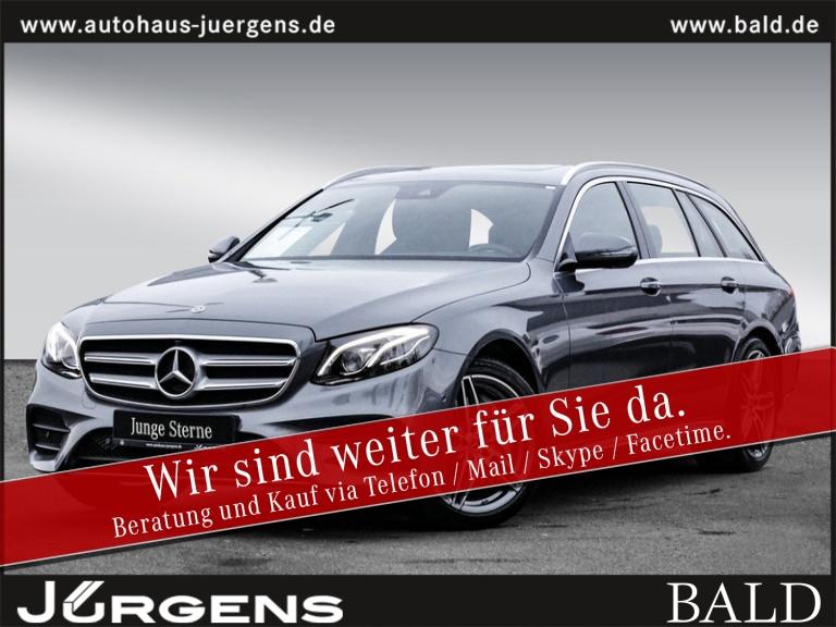 Mercedes-Benz E 450 4M T AMG-Sport/Comand/Wide/360/SHD/Totw/19, Jahr 2019, Benzin