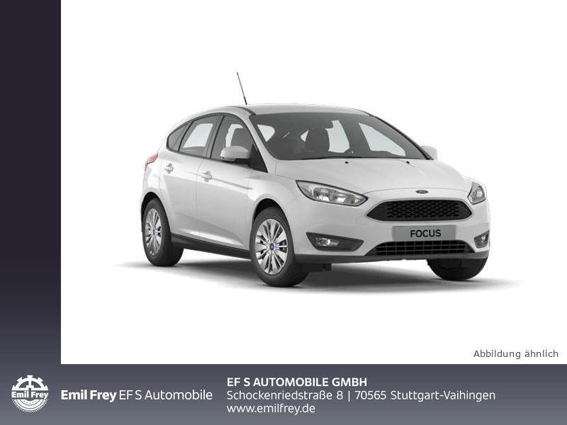 Ford Focus 1.0 EcoBoost Start-Stopp-System Titanium, Jahr 2016, Benzin