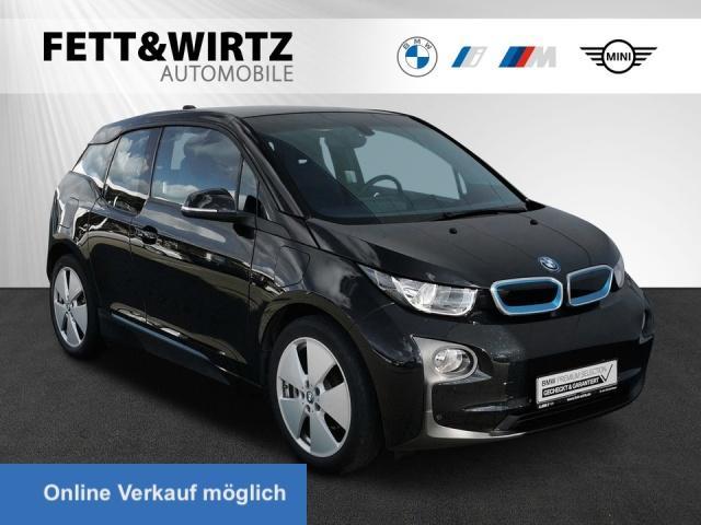 BMW i3 94Ah REX Rückfahrkamera Klimaanlage Sitzh PDC, Jahr 2017, Hybrid