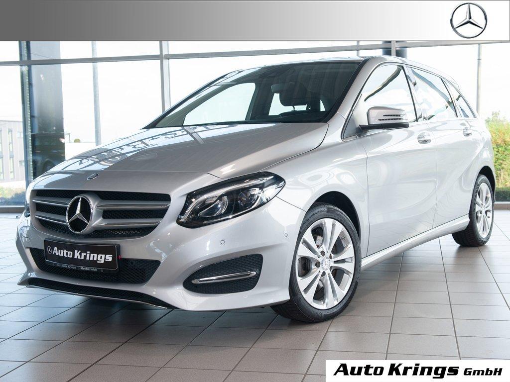 Mercedes-Benz B 200 CDI Urban/NAVI/LED/PARKTRONIC/SPIEGEL-PA., Jahr 2016, Diesel
