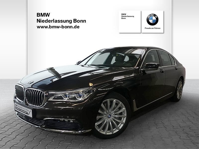 BMW 740d xDrive Limousine, Jahr 2016, Diesel