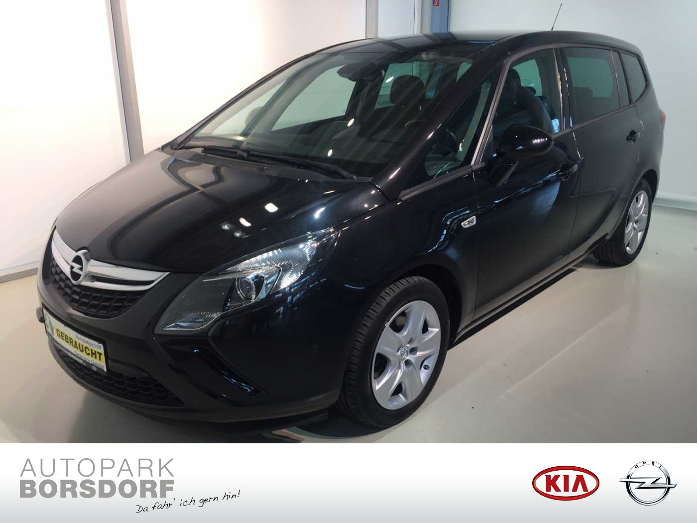 Opel Zafira Tourer 1.6 CDTI E6 Klimaautomatik PDC, Jahr 2016, Diesel