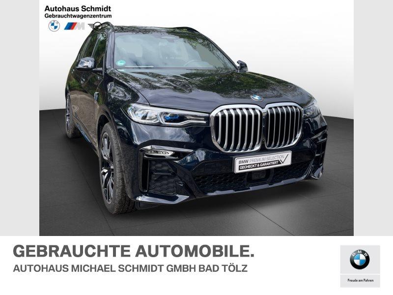 BMW X7 xDrive40i M Sportpaket*7 Sitzer*X Offroad*TV*, Jahr 2020, Benzin