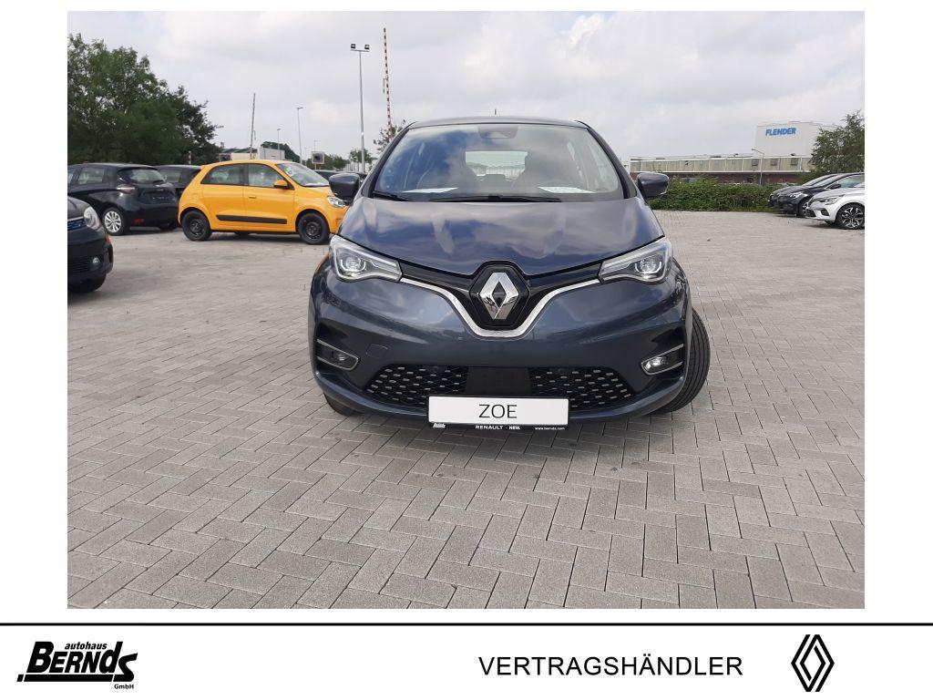 Renault ZOE (mit KAUFBATTERIE) Z.E. 50 EXPERIENCE KLIMA, Jahr 2021, Elektro