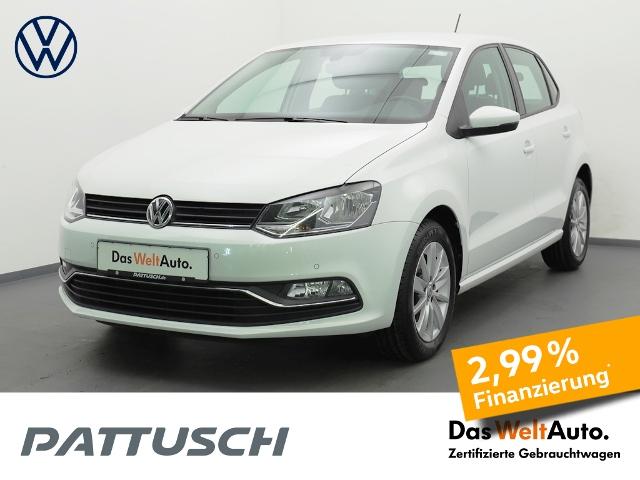 Volkswagen Polo 1.0 Comfortl. Klima Navi GRA Bluetooth, Jahr 2016, Benzin
