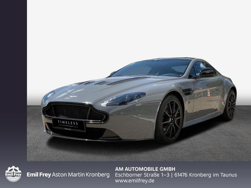 Aston Martin V12 Vantage S, Jahr 2017, Benzin