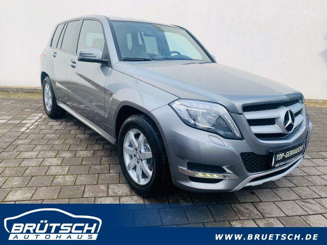 Mercedes-Benz GLK 250 AUTOMATIK / KLIMA / XENON / NAVI / PDC, Jahr 2014, Benzin