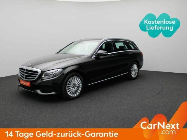 Mercedes-Benz C 220 BlueTEC d T Exclusive KAM SHZ, Jahr 2018, Diesel