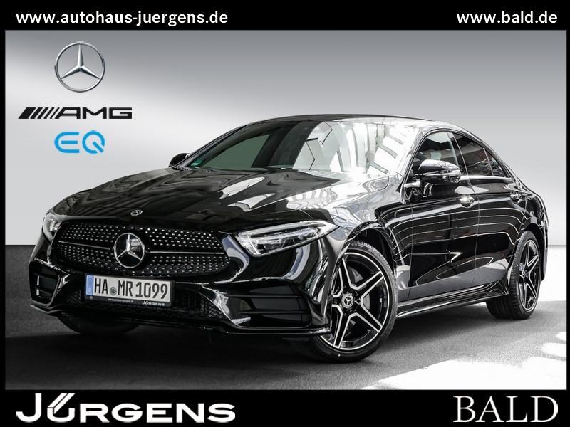 Mercedes-Benz CLS 220 d AMG/19/Navi/SHZ/Burm/Night/LED, Jahr 2020, Diesel