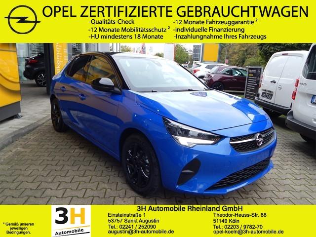 Opel Corsa Edition 1.2 55KW*LED Scheinwerfer*DAB*SHZ, Jahr 2020, Benzin