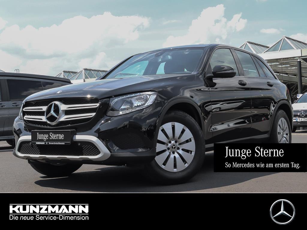 Mercedes-Benz GLC 220 d 4M Navi AHK ParkAssist Sitzkomfort, Jahr 2017, Diesel