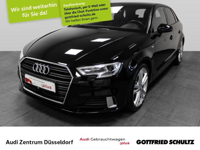 Audi A3 Sportback S-line 2.0 TDI 6-Gang Sport, Jahr 2016, Diesel
