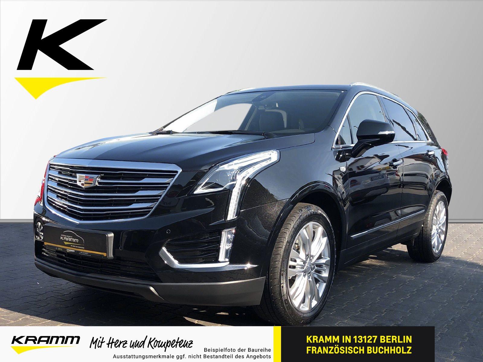 Cadillac XT5 Premium AWD 3.6 V6 LED Navi Dyn. Kurvenlicht Klimasitze e-Sitze HUD ACC Rückfahrkam., Jahr 2017, Benzin
