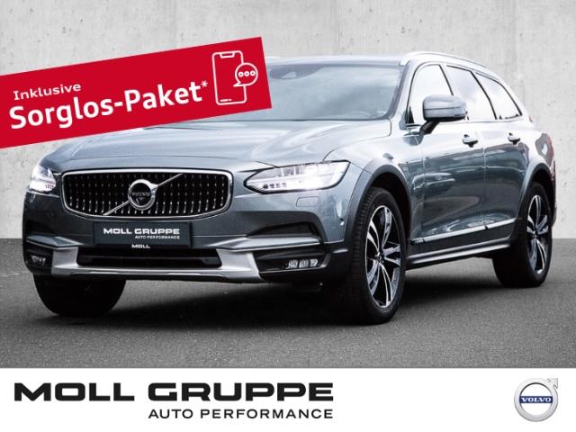 Volvo V90 Cross Country Pro AWD D4 Pano el.Sitze LED, Jahr 2017, Diesel