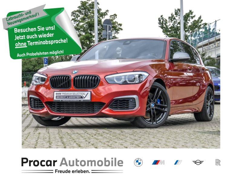 BMW M140i RFK H/K LED HIFI NAVI LEDER, Jahr 2018, Benzin