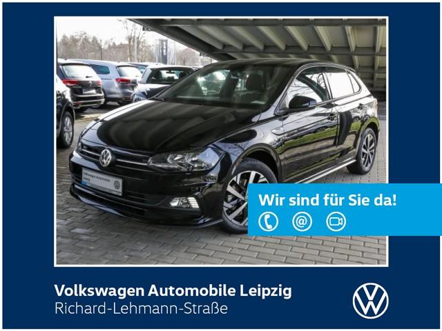 Volkswagen Polo Highline 1.6 TDI R-Line *Navi*Front Assist*, Jahr 2018, Diesel