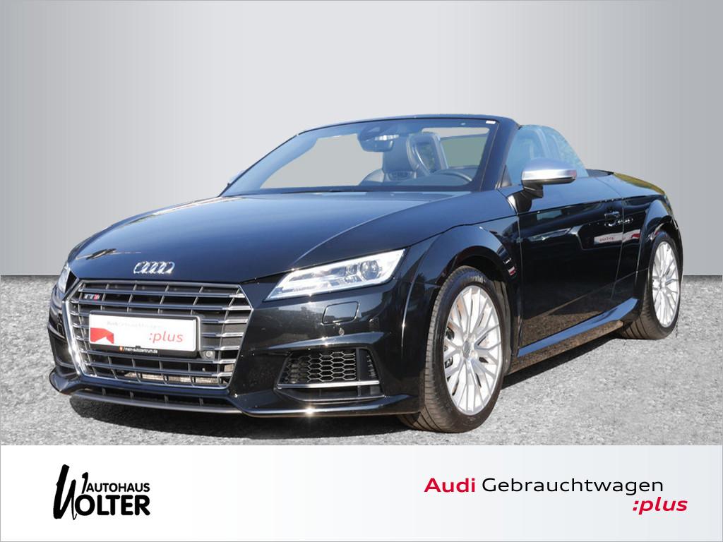 Audi TTS 2.0 TFSI quattro, Jahr 2016, Benzin