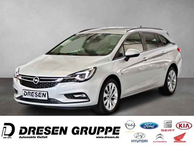 Opel Astra K Sports Tourer 120 Jahre/LED+Navi+Keyless +PDCv+h, Jahr 2019, Diesel