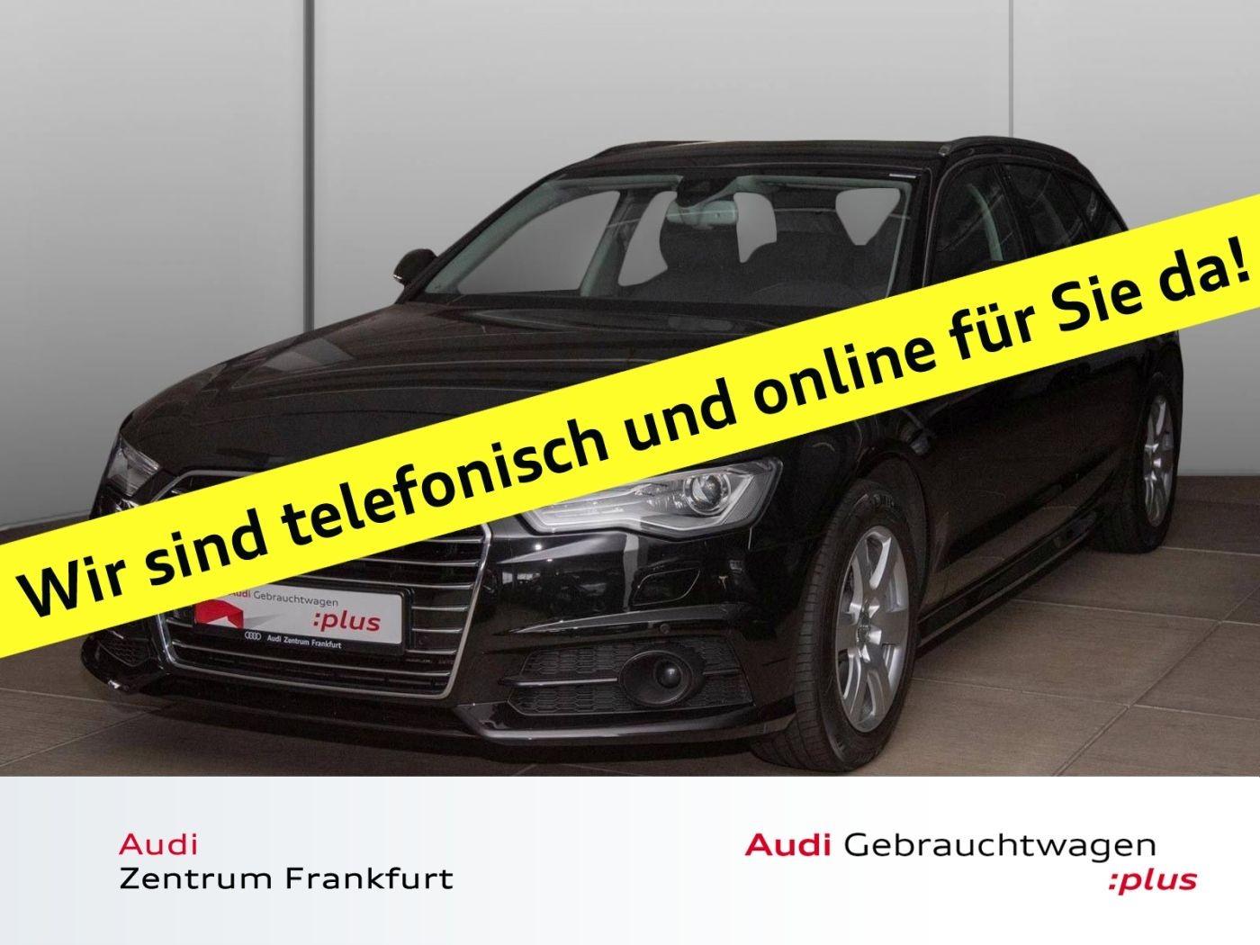 Audi A6 Avant 3.0 TDI quattro S tronic Navi Xenon Alcantara Sportsitze, Jahr 2017, Diesel