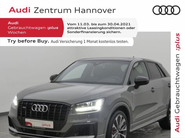 Audi SQ2 2.0 TFSI Pano, B&O, ACC, LED, virtual, Jahr 2019, Benzin