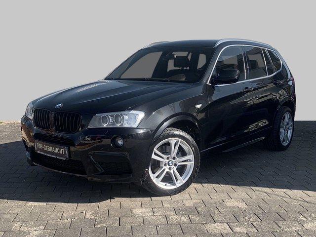 BMW X3 xDrive20d M-SPORT-PAKET / AHK / NAVI / XENON, Jahr 2013, Diesel