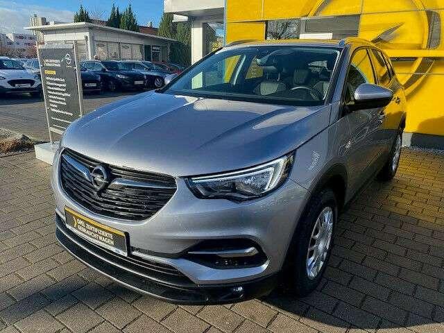 Opel Grandland X Business Edition 1.6l 120 PS NAVI!, Jahr 2018, Diesel