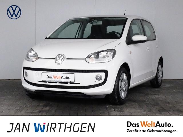 Volkswagen up! 1.0 move NAVI, Jahr 2016, Benzin