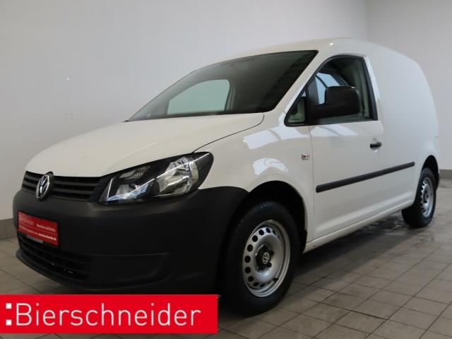 Volkswagen Caddy Kasten 1.2 TSI RADIO AHK, Jahr 2015, Benzin