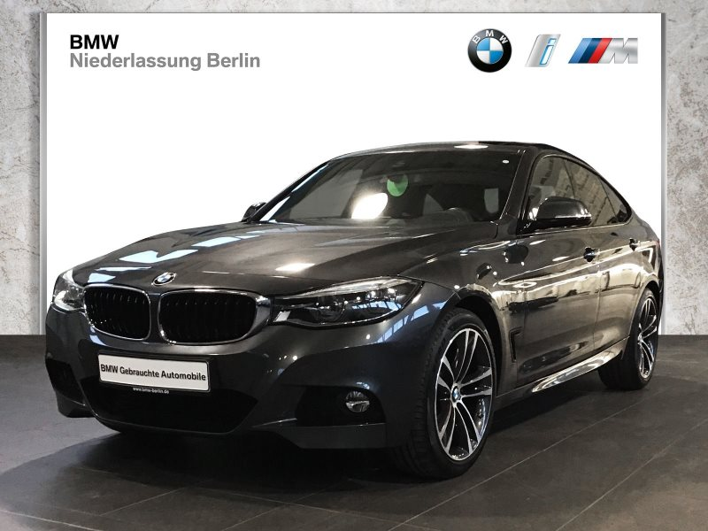 BMW 330 Gran Turismo i xDrive EU6 Aut M Sport NaviPr., Jahr 2018, Benzin