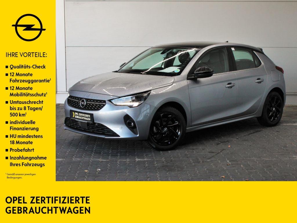 Opel Corsa 1.2 Turbo Elegance IntelliLux RFK Panorama, Jahr 2020, Benzin