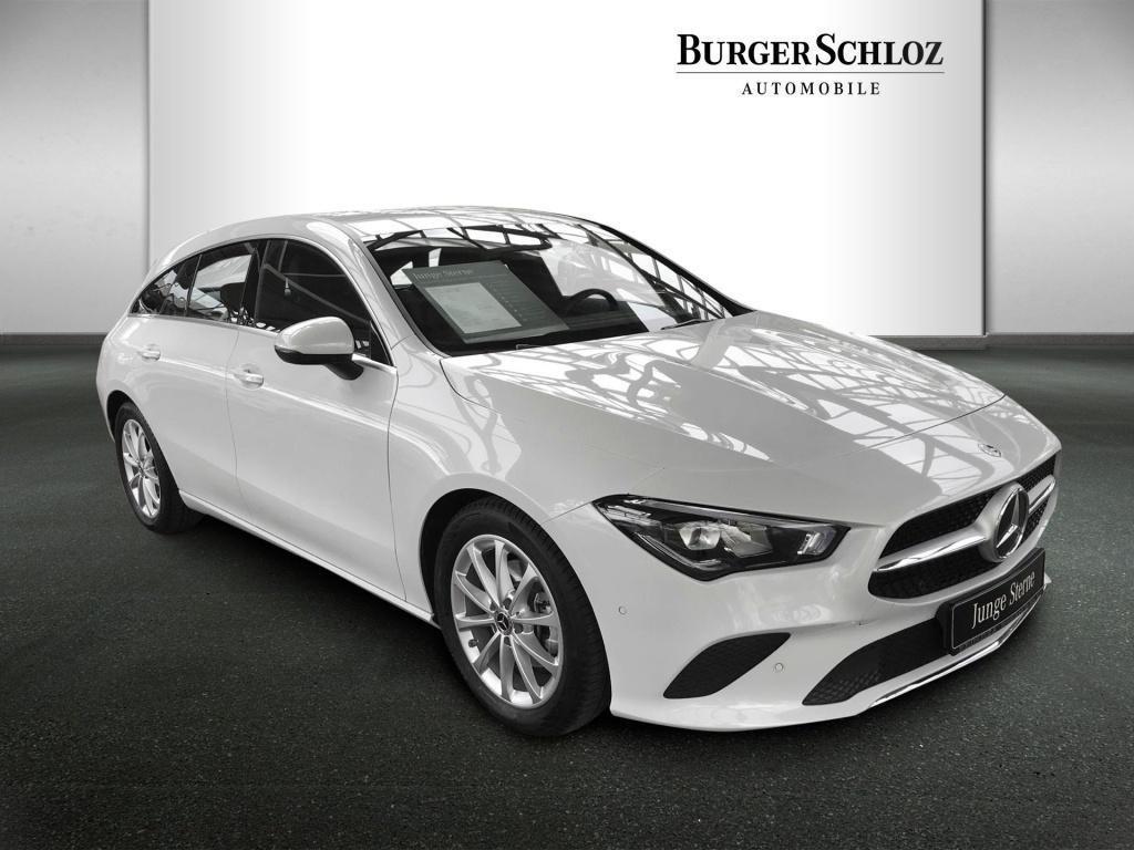 Mercedes-Benz CLA 180 Shooting Brake progressive/LED/PDC/MBUX, Jahr 2020, Benzin